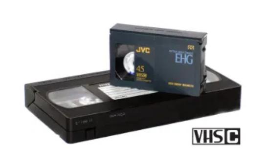 Digitaliseren VHS_C Video CTHB