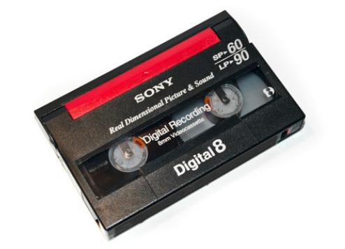 Digitaliseren digital 8 CTHB