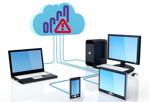 Netwerk storing CTHB